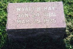 Wyatt Henderson Ray