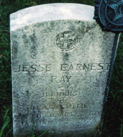 Jesse Ernest Ray