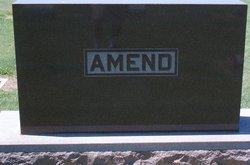 "Serenus Alford ""Serene"" Amend"