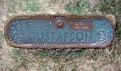 Ruth Julia <I>Gnass</I> Gustafson