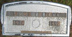 Jimmie Camelia  Cornelia <I>Rogers</I> Brown