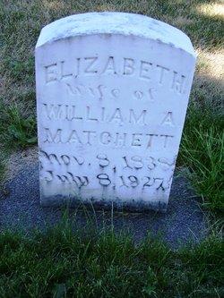 Elizabeth Matchett