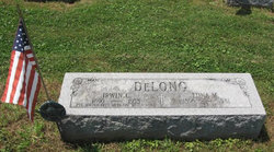 Edna M. <I>Kemp</I> DeLong