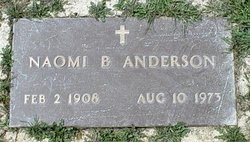 Naomi B. Anderson