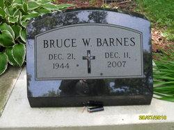 Bruce W. Barnes