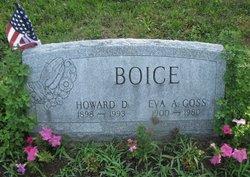Eva <I>Goss</I> Boice