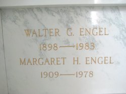 Margaret H Engel