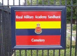 Sandhurst Royal Military Academy Cemetery