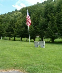 Butlers Landing Cemetery