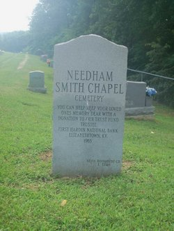 Needham Smith Chapel Cemetery