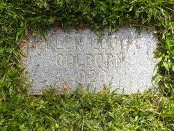 Ellen Louise Colborn