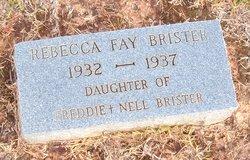 Rebecca Fay Brister
