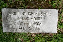 Louise <I>Bolles</I> Moore