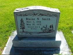 Blaine N Smith
