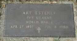 Art Esterly