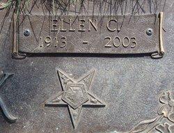 Ellen Christine <I>Poulsen</I> Brink-McGraw