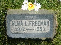 Alma Lawrence Freeman