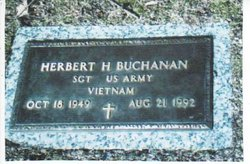 Herbert Harry Buchanan