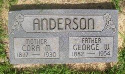 Cora May <I>Harp</I> Anderson
