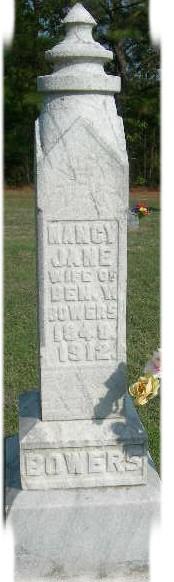 Nancy Jane Bowers