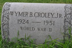 Wymer B Croley, Jr
