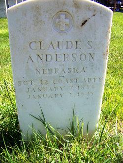Claude S. Anderson