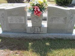 Mardell Pauline <I>Hawkins</I> Dell