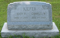 Charles Wesley Kiefer