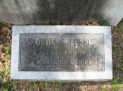 Sophia S Ferris