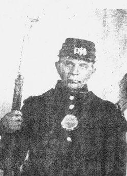 Pvt William T. Walls