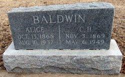 C. H. Baldwin