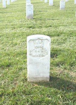 Sgt Joseph W Cosgrove