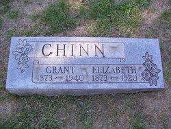 "Annie Elizabeth ""Bettie"" <I>Trent</I> Chinn"