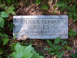 Stephen Herman Jones