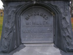 Mary <I>McMillen</I> McMillen