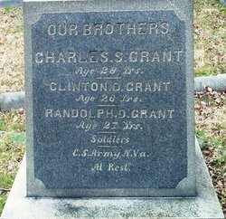 Corp Charles S. Grant