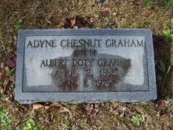 Adyne <I>Chestnut</I> Graham