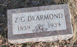 Zall Green DeArmond