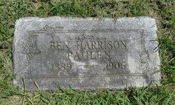 "Benjamin Harrison ""Ben"" Paulen"
