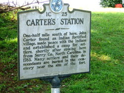 Carters Station UMC Cemetery
