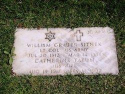 William Grauer Sitnek