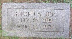 Buford W. Hoy