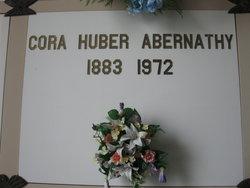 Cora <I>Huber</I> Abernathy