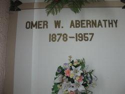 Omer Willard Abernathy