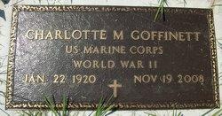 Charlotte Goffinett
