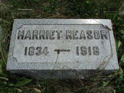 Harriet <I>Rinehart</I> Reasor