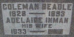 Adelaide <I>Inman</I> Beadle