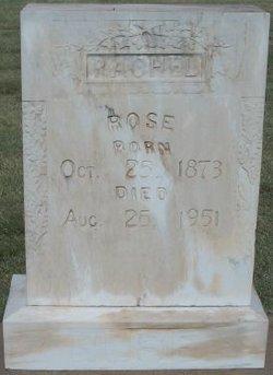 Rachel Bradford <I>Holley</I> Rose