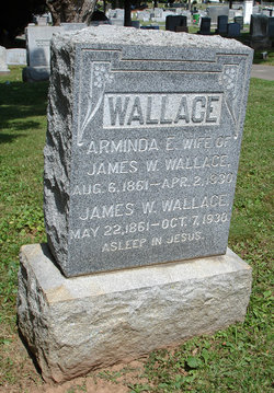Arminda E. <I>Alexander</I> Wallace