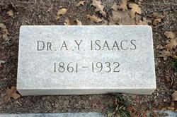 Dr Arnold Young Isaacs